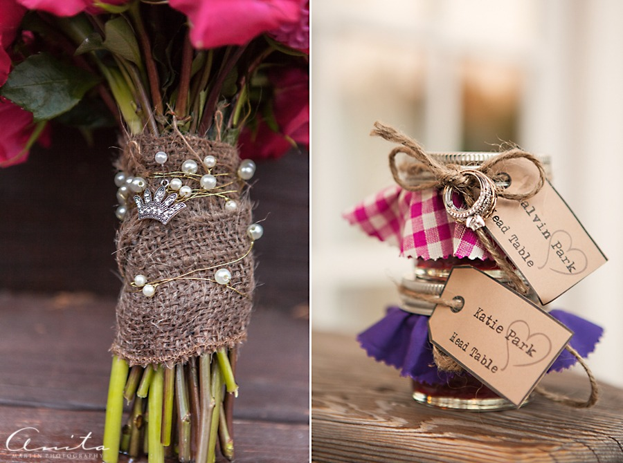 wedding souvenirs at foresthill wedding venue