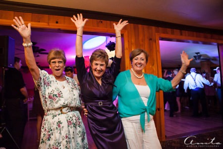 grandmothers having fun at forest house lodge