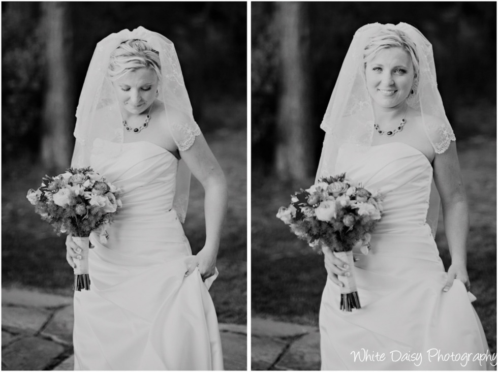 bride foresthill wedding pictorial
