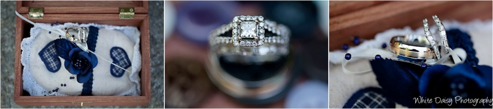 wedding rings forest house lodge wedding venue