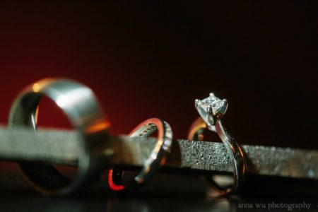 wedding couple rings